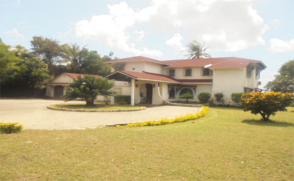 BAMBURI ESTATE, MOMBASA