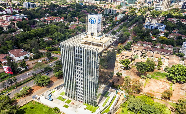 SANLAM TOWER, WESTLANDS